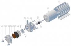 Ersatz: Pumpe RFP600
